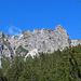 auf dem Weg von der unteren Furkla nach Bludenz hatte ich die schönste Sicht auf die mächtige Felswand der Elsspitze