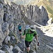 Klettermaxen in Aktion