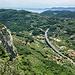 Aussicht vom Rocca di Perti
