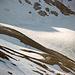 Auf dem Gliderferner queren Bergsteiger hinüber zur Oberen Weißzintscharte