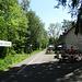 """ehem. Haltestelle """"Milseburg"""" und der höchste Punkt der Strecke<br /><br />ehemaliger Bahnhof mit Museum über Wachs und Lebkuchen mit einem Galerie-Cafè"""