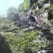 Una delle scale verso Sabbione
