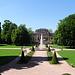 Orangerie mit Fontainebrunnen