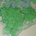 Übersichtskarte Nationalpark Kellerwald-Edersee