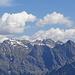 """Blick zu Falknis und dem """"Top of Liechtenstein"""""""