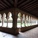 Kreuzgang im Kloster in Moissac