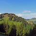 Blick hinüber zum Spitzli (1519 m)