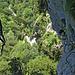 Kurz und knackig, der Klettersteig auf die Rigi Hochflue.