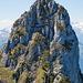 Gipfelbereich vom Kleinen Mythen im Zoom