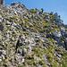 Abstieg vom Haggenspitz