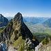 Panorama in Richtung Kleiner und Grosser Mythen