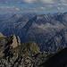 Blick in die Lechtaler Alpen im Osten.