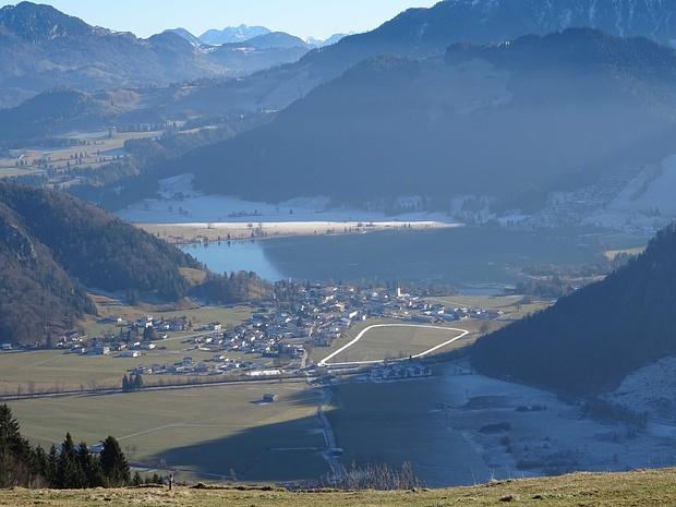 Klettersteig Walchsee : Walchsee m u tourenberichte und fotos hikr