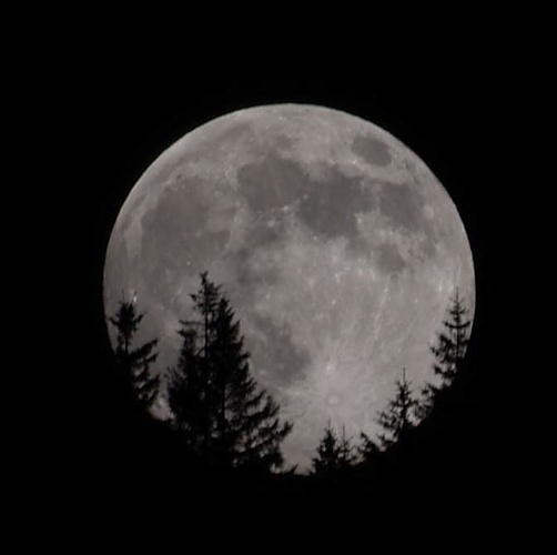 Mond ;-)