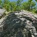 ganz links der Kamin, grün-braun Magnesium Carbonat, dunkelblau Twins, pink Pinky, schwarz Amaretti