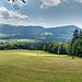 (17) ...Ausblicke auf  Brecherspitz, Aurachköpfl, Hirschgröhrkopf und Schliersberg sehr gut!
