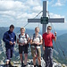 Unser letzter heutiger Gipfel - Der Zinken 1.926m