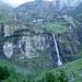 la cascata di Dandrio