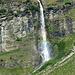 la bella cascata di Dandrio