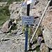 das Stätzer Horn, der dritte Gipfel der heutigen Tour ist erreicht