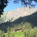 Hütte bei La Seiloz