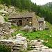 Alpe Nagairom im Valle di Lodano