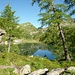 Lago d'Alzasca.