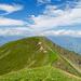 Blick zum Wengenhorn vom Wandelen aus