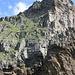 Il versante S della Cima del Laghetto dalla sella m.2581.