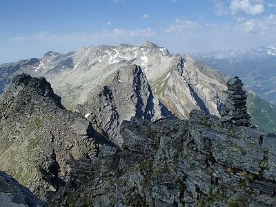 Queste cime sono davvero impressionanti!!!