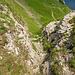 Durchschlupf nach Innenbach auf einfachem Wanderweg