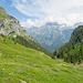 Abstieg von Innenbach...