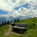 Wolkentürme an der Schesaplana