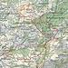 Route ab GPS<br />Gelb-rot falscher Weg erwischt