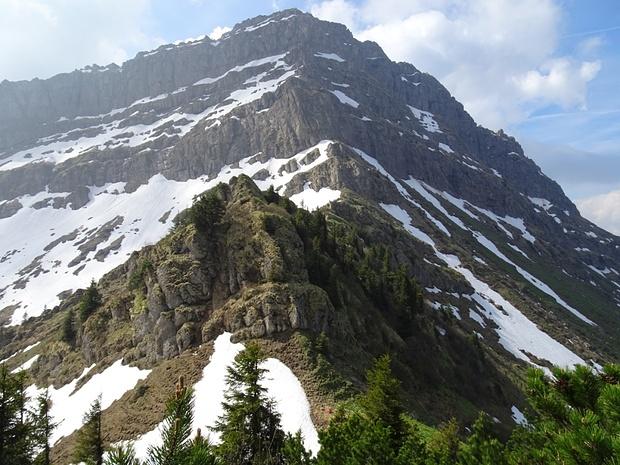 Klettersteig Speer : Chli speer südgipfel m u tourenberichte und fotos hikr