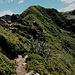Cresta verso il Monte Segor