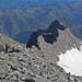 Blick vom S-Grat des Monte Leone zum Stichelgrat