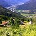 Monti di Maruso, au fond Bellinzona