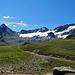 jetzt habe ich bereits die Fuorcla da Grialetsch, (2537 m) erreicht.