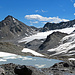 ein kleiner Gletschersee