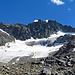 Piz Vadret und der Gletscher