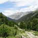 Rückblick ins Val Chamuera