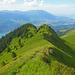 Die nördlichen Ausläufer des Arnigrats