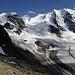 Rückblick zum Klettersteig.