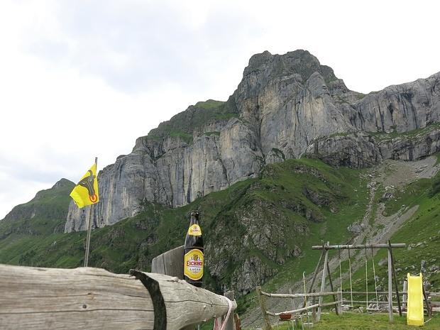 Klettersteig Bälmeten : Alpwirtschaft stafelalp 1789m u2013 tourenberichte und fotos [hikr.org]