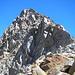Gipfelaufbau Piz Paradisin 3302m