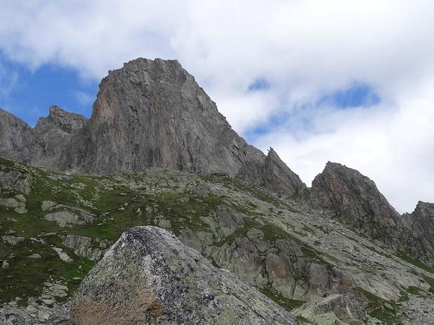 Klettersteig Krokodil : Klettersteig bergsee krokodil m u tourenberichte und fotos
