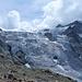 Der ungeheure Abbruch des Moiry-Gletschers