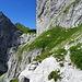 Blick zurück zum Schweizer Tor