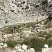 Massenandrang auf der Tour de Mont Blanc